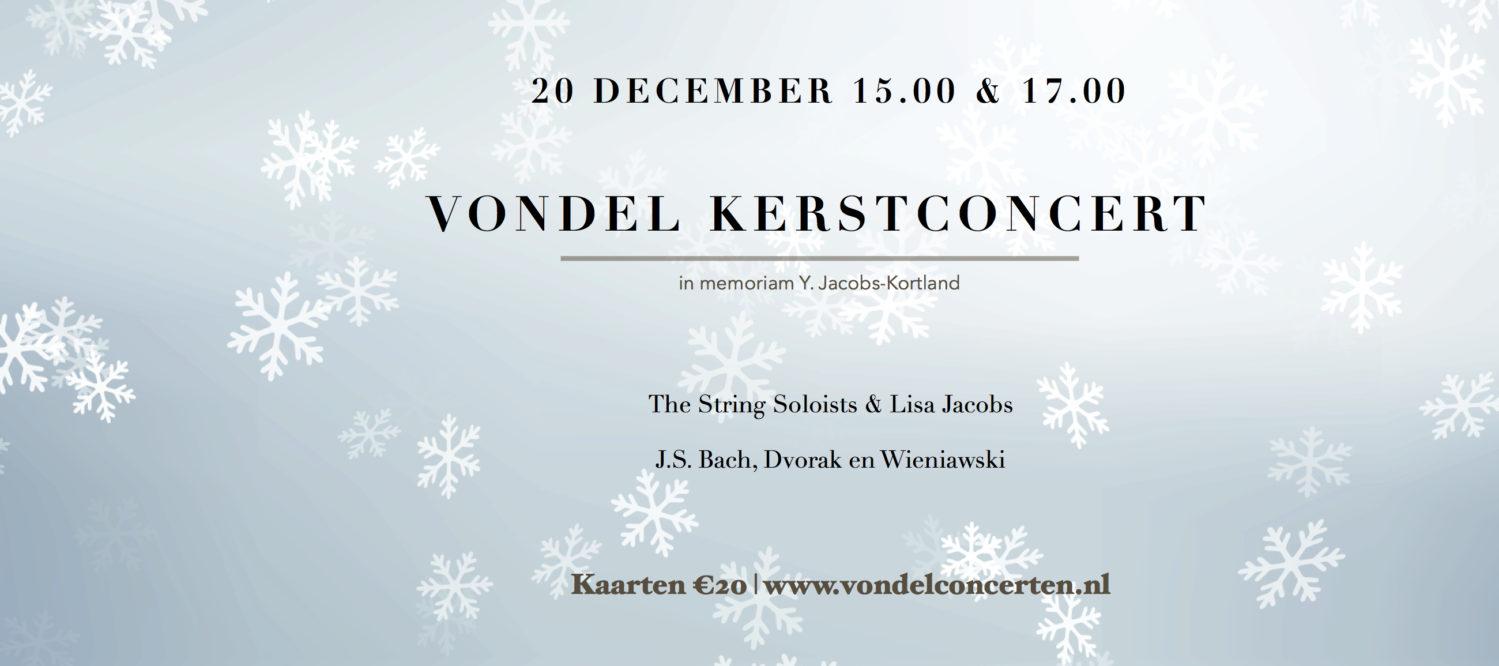 Vondel Concerten